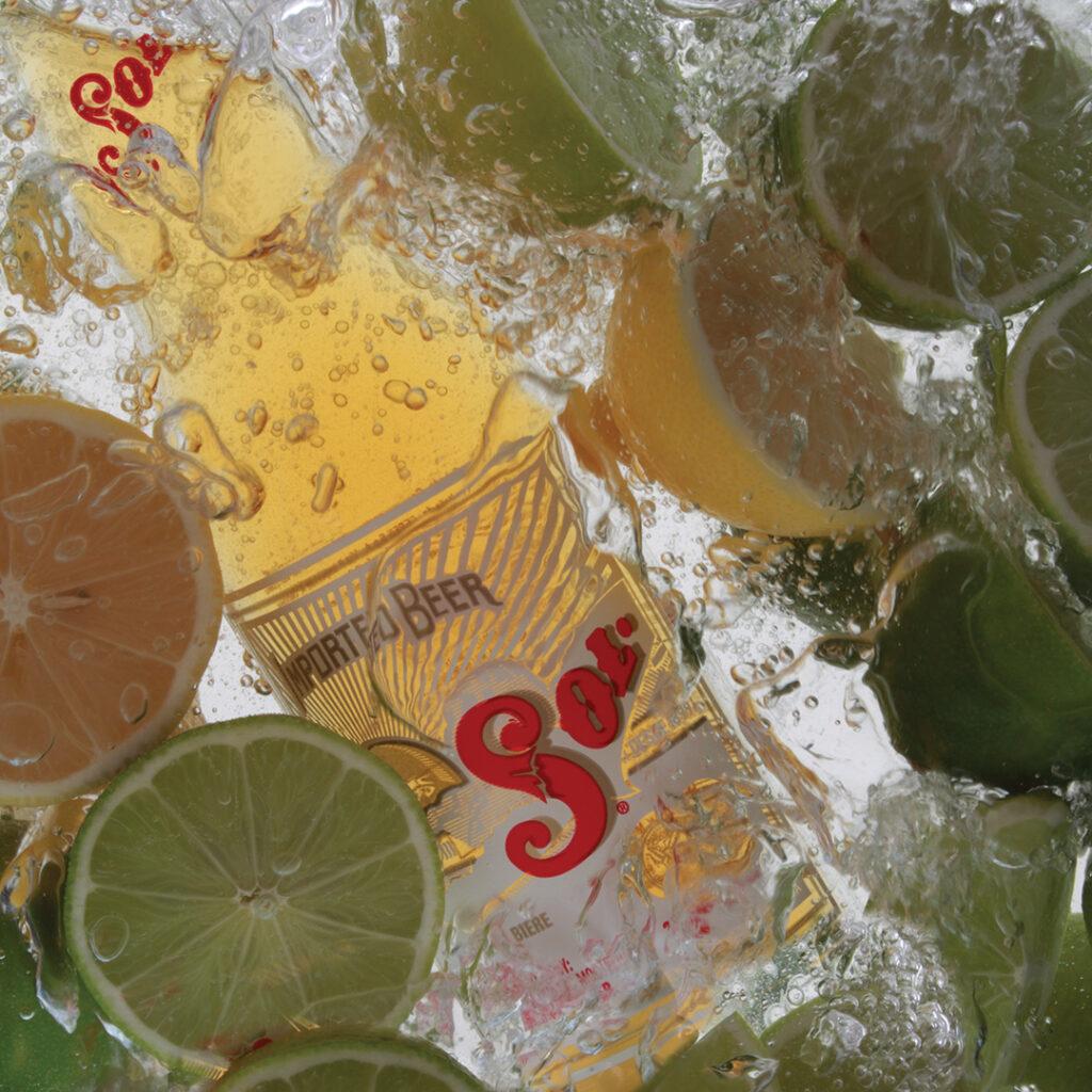 sol beer photo